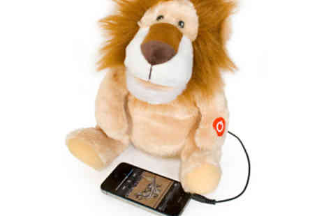 Kuchi-Paku Lion Animal Speaker - The lion speaks tonight - Free Delivery