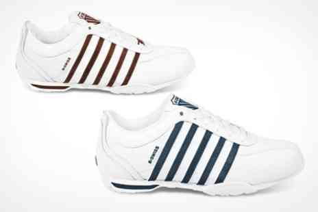 Sole Trader Outlet - K Swiss Arvee Trainers - Save 50%