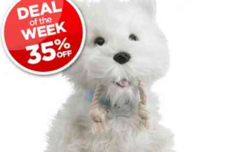 Benji the Interactive Puppy - The must have Christmas gift - Save 35%