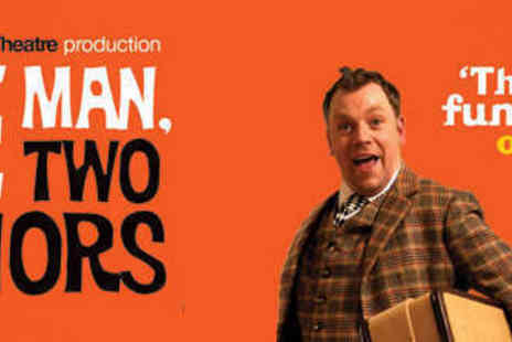 One Man Two Guvnors - Top Price Ticket - Save 36%
