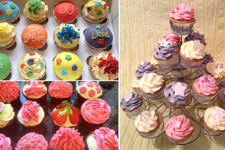 Virginia Valentine - Cupcake Decorating Class - Save 69%