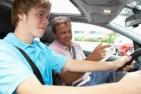 Driving Centre UK - Three one hour driving lessons - Save 88%