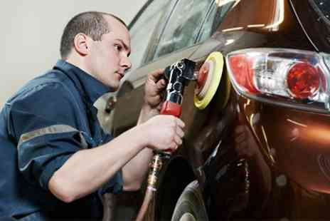Peter Gibbs Car Body Repairs - Car Scratch and Paintwork Touch Up For One Panel - Save 42%