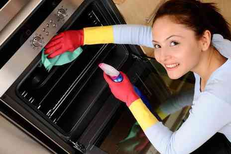 Dr Oven Clean - Single oven and single hob clean - Save 62%