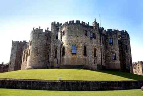 Alnwick Castle - Entry For Family of Four - Save 31%