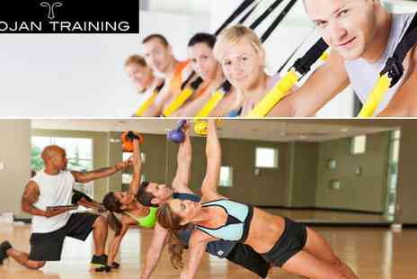Trojan Training - 10 Bootcamp Sessions - Save 81%