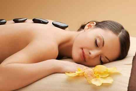 Rubys Hair Beauty Salon - One Hour Hot Stone Massage - Save 60%