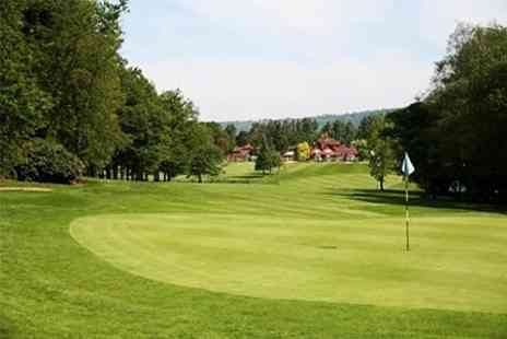 Gatton Manor - 18 Holes of Golf With Bacon Rolls For Two - Save 63%