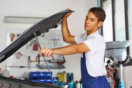 Premier Service Centre - MOT Plus Body Wash and Interior Vacuum - Save 65%