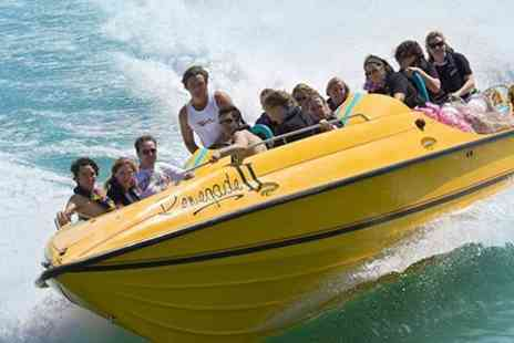 Saber Powersports Ltd - Jet Viper Powerboating Experience - Save 71%