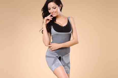 Dynergy - Charcoal Body Contouring Suit - Save 50%
