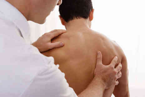 Greater Manchester Chiropractic - Two Chiropractic Session Treatment and X Rays  - Save 77%