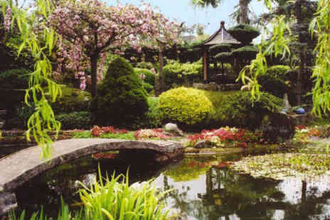 Pure Land Japanese Garden - Entry to Nature s Heart Concert for One People - Save 53%