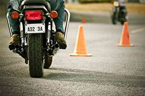 Dorset Advanced Motorcycle Training - CBT Course or CBT Retake - Save 53%