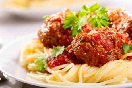House Liverpool - Pasta or Salad With Drinks For Two - Save 53%