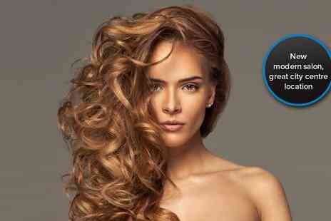 Rapture Hair Studio - Half head of highlights a complete restyle - Save 77%