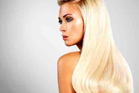 Glow rii Hair and Beauty - 18 Human Hair Extensions - Save 31%