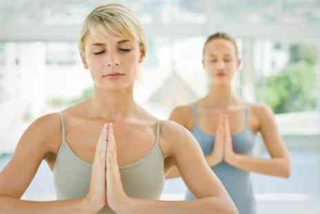 Shakti Yoga and Health - Ten Yoga Classes - Save 67%
