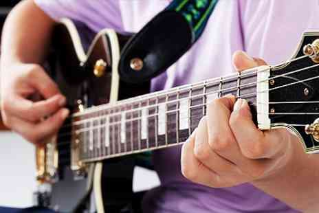 Yamaha Music Point - Keyboard or Guitar Four One Hour Lessons - Save 62%