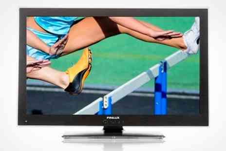 FINLUX - Finlux 32inch LED, HD 720p, TV With Freeview and Recording Facility - Save 36%