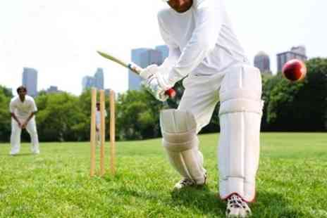 Harrow Cricket Academy - Four Day Summer Cricket Course - Save 58%