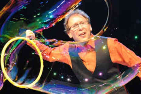 Leicester Square Theatre - Child Ticket to see The Amazing Bubble - Save 18%