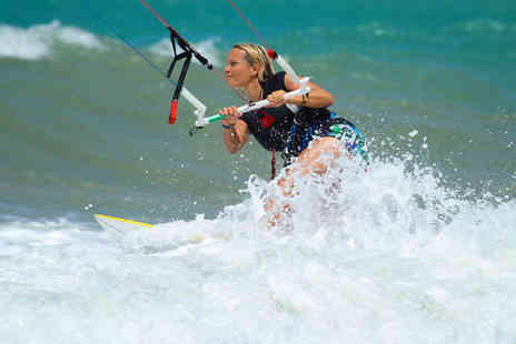 Surface2Air Sports - One Day Beginners Kitesurfing Course - Save 54%