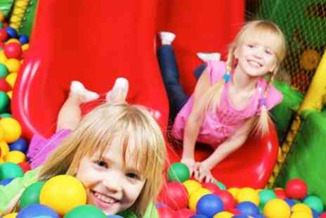 Oceans of Fun - Soft Play Party For Ten Children - Save 43%