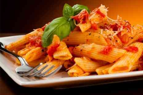 Lespresso - Pasta and Wine For Two - Save 56%