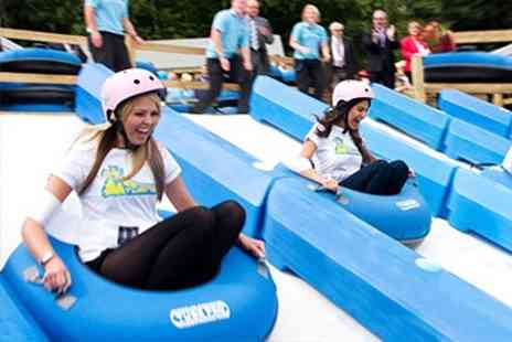 Super Tubing - Ten Rides For Two - Save 50%