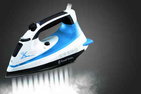 Up Global Sourcing - Russell Hobbs Express steam iron - Save 56%
