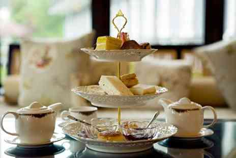 Garden Mews Tea Room - Afternoon Tea For Two - Save 44%
