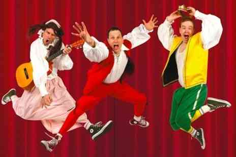 Target Live - Reduced Shakespeare Company Top Price Ticket - Save 49%