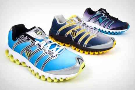 Urban2u - K Swiss Tubes Running Trainers for Men and Women - Save 50%