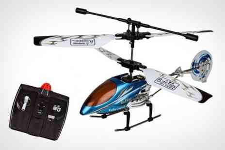 STO Racing Products - SkyCopter Mini RC Helicopter - Save 71%