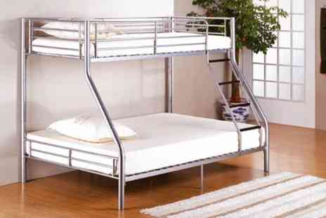 BnMW - Triple Sleeper Bunk Bed - Save 65%