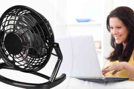 Loving That - USB Mini Desk Fan - Save 60%