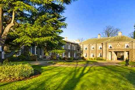 Doxford Hall Hotel - Country Spa Day & Award Winning Lunch for 2 - Save 44%