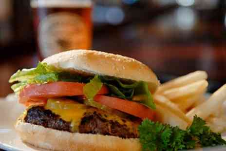 Fenwick Coffee Shop - Beer and Burger Meal - Save 53%