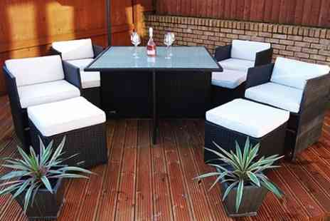 London Rattan - Chelsea Furniture Sets  - Save 50%