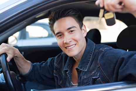 Andrews Driving School - Three Driving Lessons - Save 85%