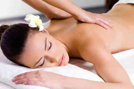 Halo Hair & Beauty - One Hour Swedish or Aromatherapy Massage - Save 73%