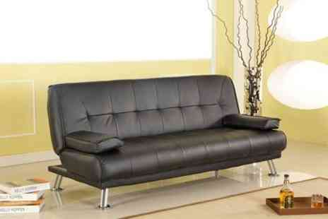 GRS Gadgets - Montana Sofa Bed in Choice of Four Colours - Save 70%
