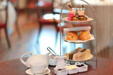 140 Park Lane Restaurant and Bar - Afternoon Tea With Cocktail Teapot - Save 64%