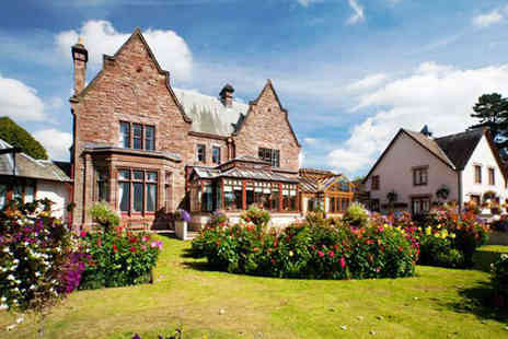 Appleby Manor Country House Hotel - One Night Stay for Two People with Daily Breakfast - Save 57%