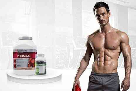 MaxiShop - Maximuscle Promax Protein Shake Bundle - Save 51%