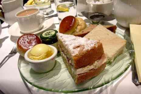 Hallmark Hotel Derby - Afternoon Tea For Two - Save 36%
