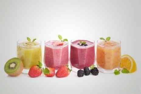 Soulmatefood - Juice Cleanse Programme Three Day Supply - Save 60%