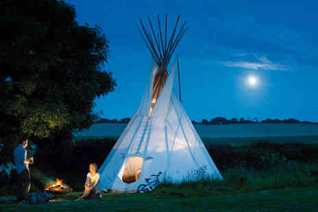 Walletts Court - A Chic Glamping Experience in The Garden of England - Save 52%