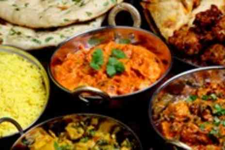 Ryath Indian Tandoori - Two course Indian meal for two - Save 54%